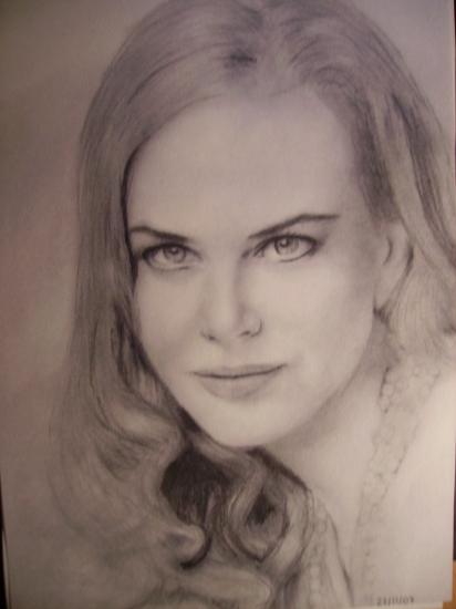 Nicole Kidman por Chl0e